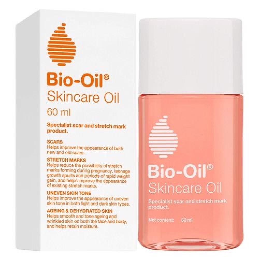 Bio-oilزيت العنايه بالبشره 60مل