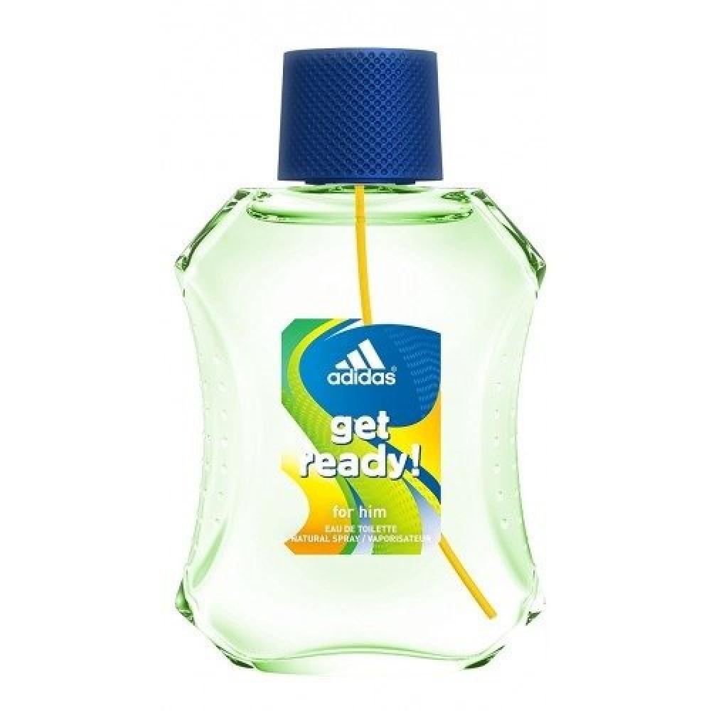 Adidas Get Ready Eau de Toilette 100ml خبير العطور