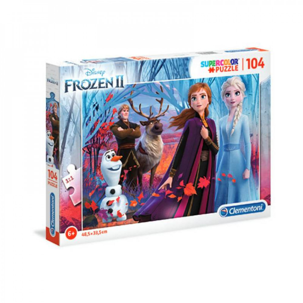 كليمنتوني, فروزن 2, ألعاب, Toys, Frozen 2 , Puzzle