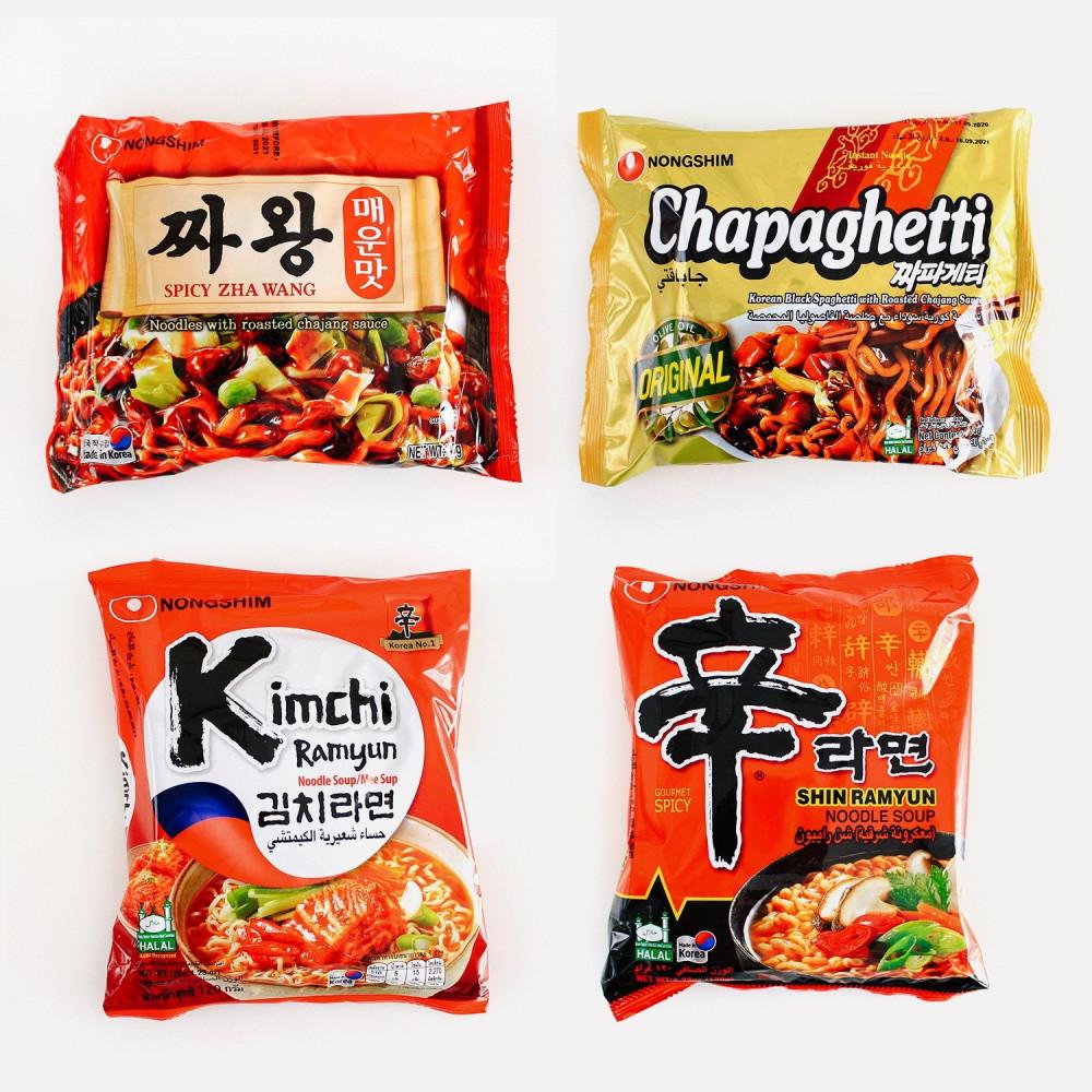 هدية فانز كوريا ارمي bts أنواع الرامن أفضل المنتجات الكورية متجر هدايا