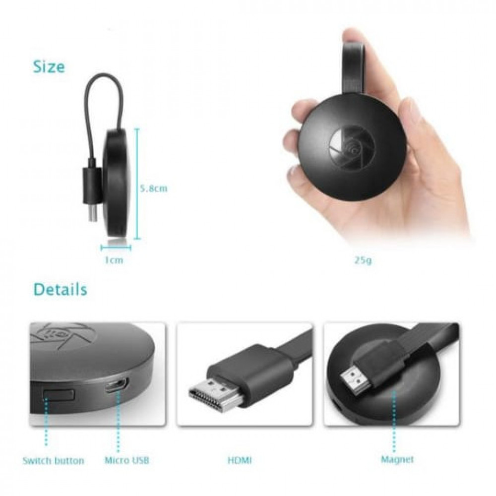 كرومكاست Chromecast