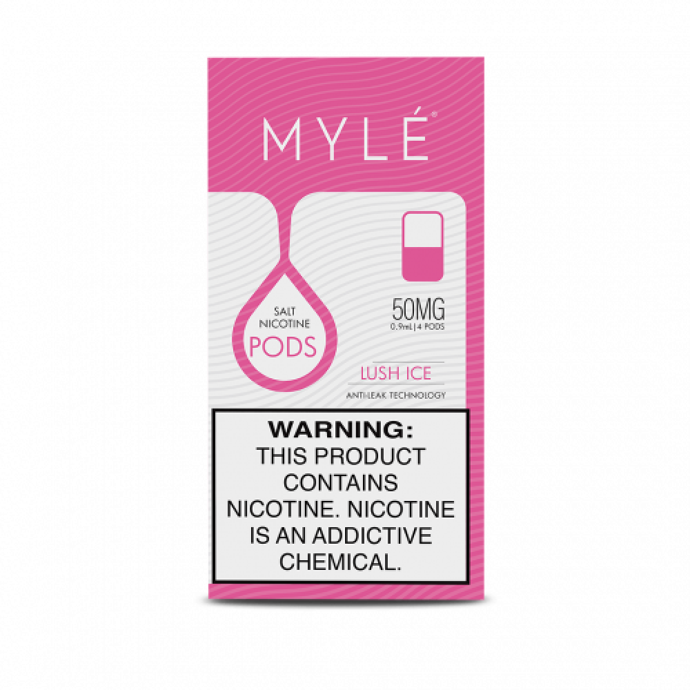 بوادت مايلي ماجناتيك بنكهة فيقود لوش آيس الاصدار الرابع - MAGNETIC MYL