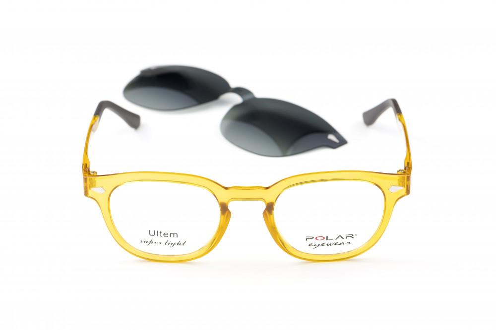 نظارة طبية و شمسية ماركة بولر موديل
