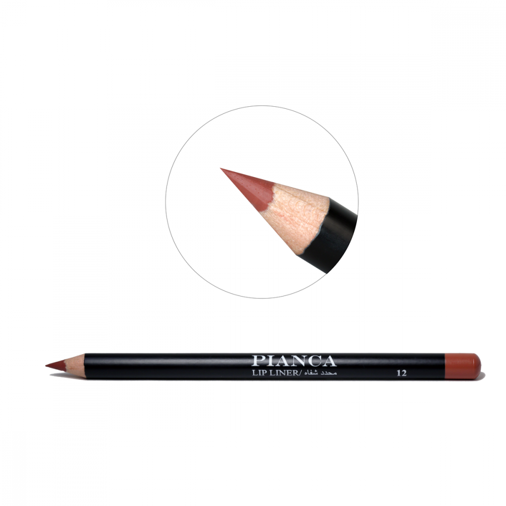 PIANCA Lip liner Pencil No-12