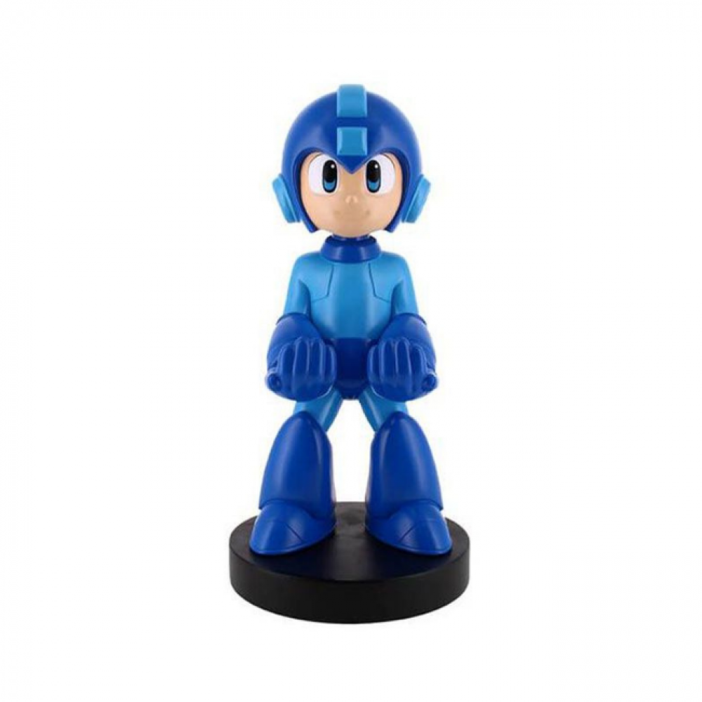 Cable Guy Mega Man Phone and Controller Holder