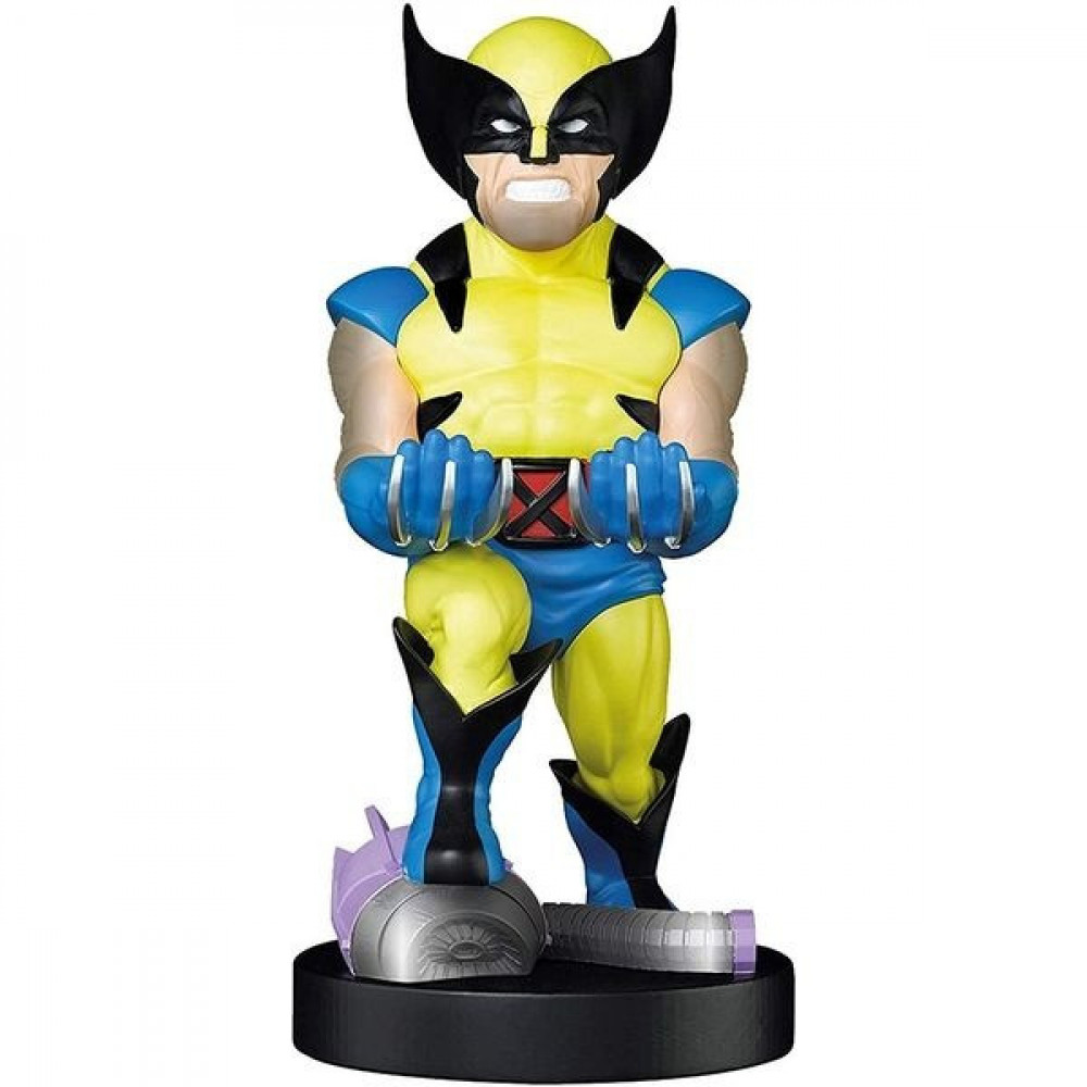Cable Guys Wolverine Controller  Phone Holder with Charging Cable