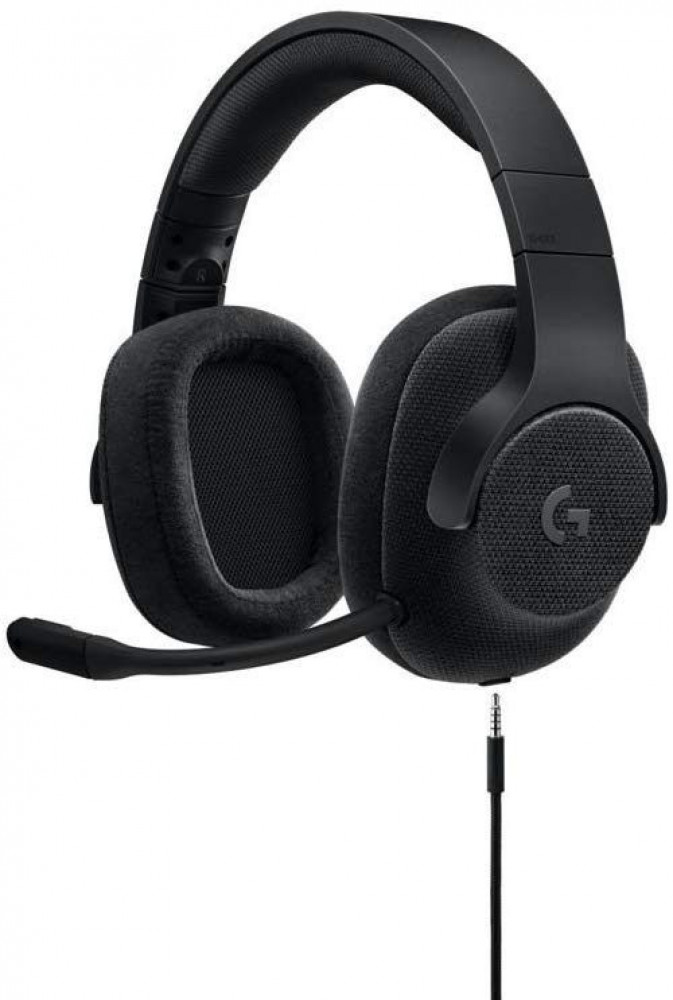 Logitech G433 Wired Gaming Headset
