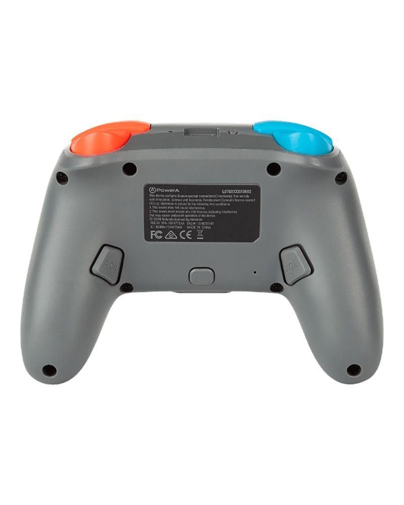 Switch Grey-Neon Nano Enhanced Wireless Controller