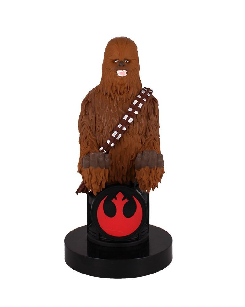 Chewbacca Controller  Phone Holder with Charging Cable