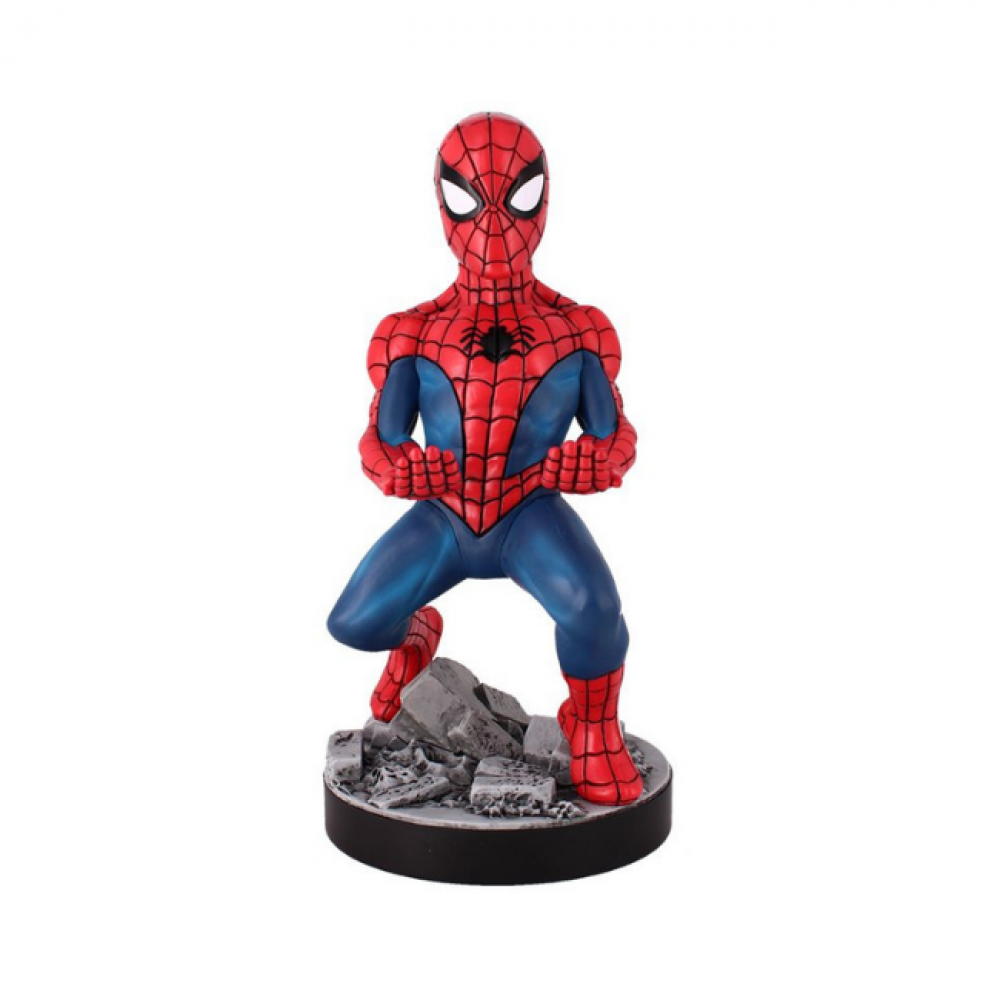 Spider-Man Controller  Phone Holder with Charging Cable