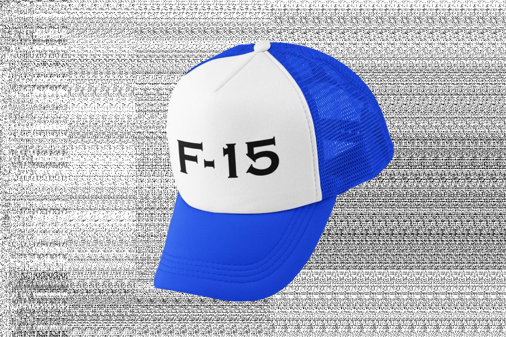 كاب ازرق f15  العتيبي