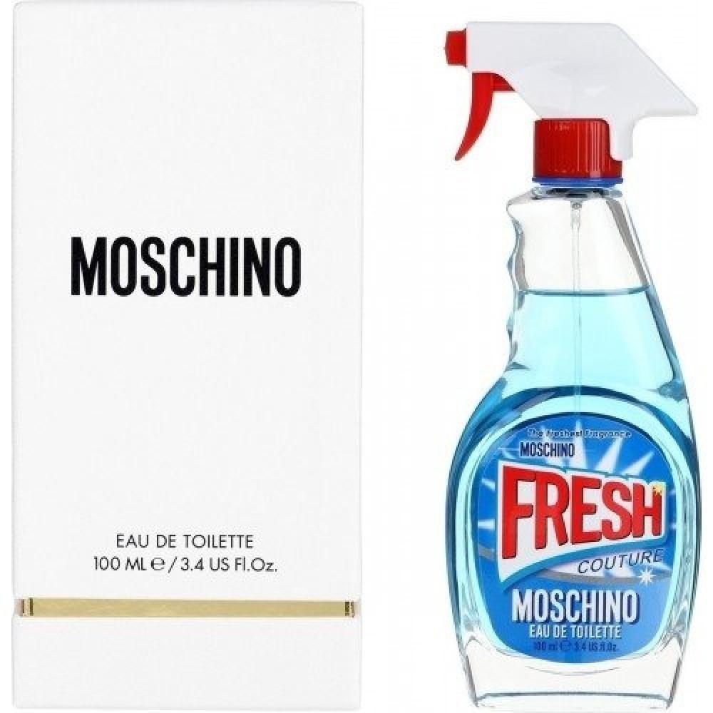 Moschino Fresh Couture Eau de Toilette 100ml خبير العطور