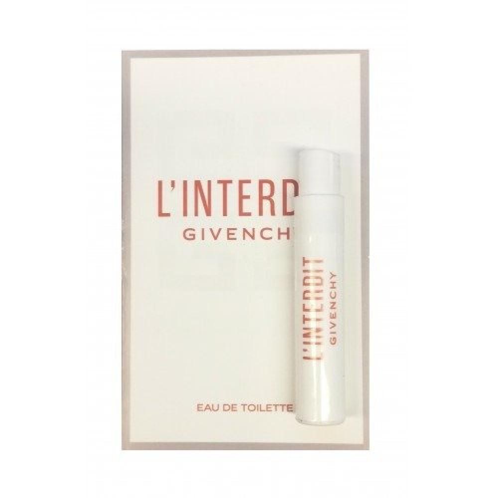 Givenchy L interdit Eau de Toilette Sample 1ml خبير العطور