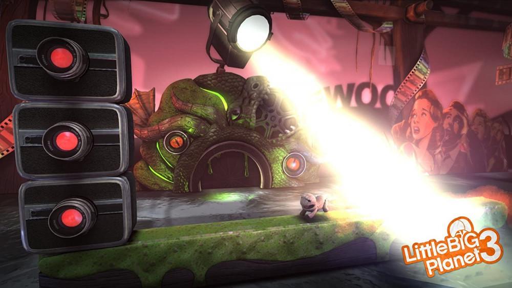 LittleBigPlanet 3 -PS4