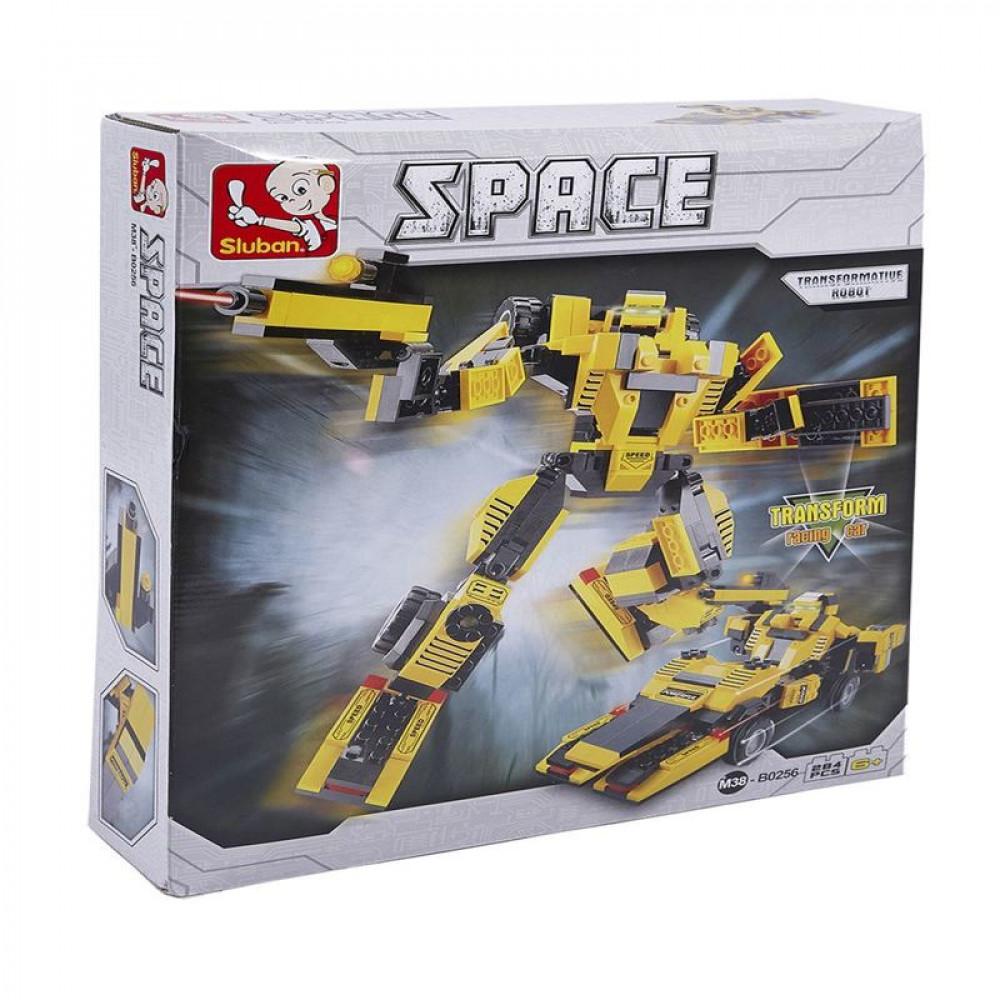 سلوبان, قطع تركيب, روبوتو ألعاب, Robot, Sluban, Toys