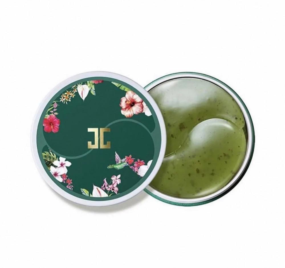 لصقات جل للعيون بخلاصة الشاي الاخضر من جايجون 60 لصقه