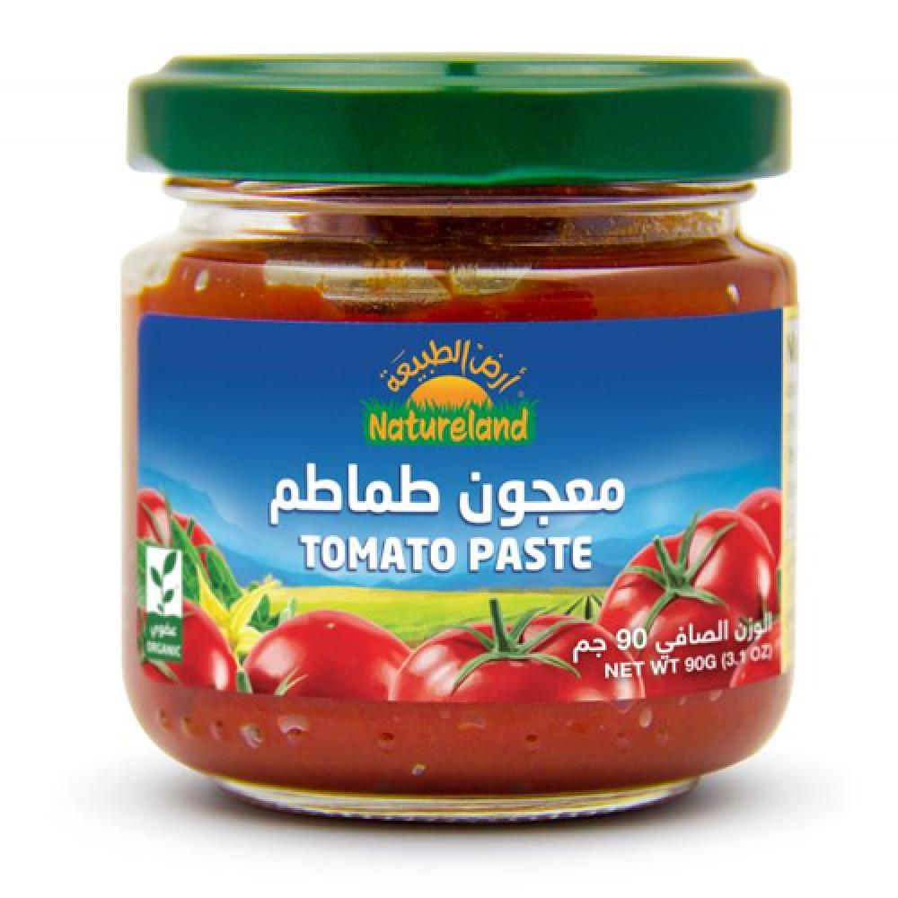معجون طماطم عضوي 90 جرام