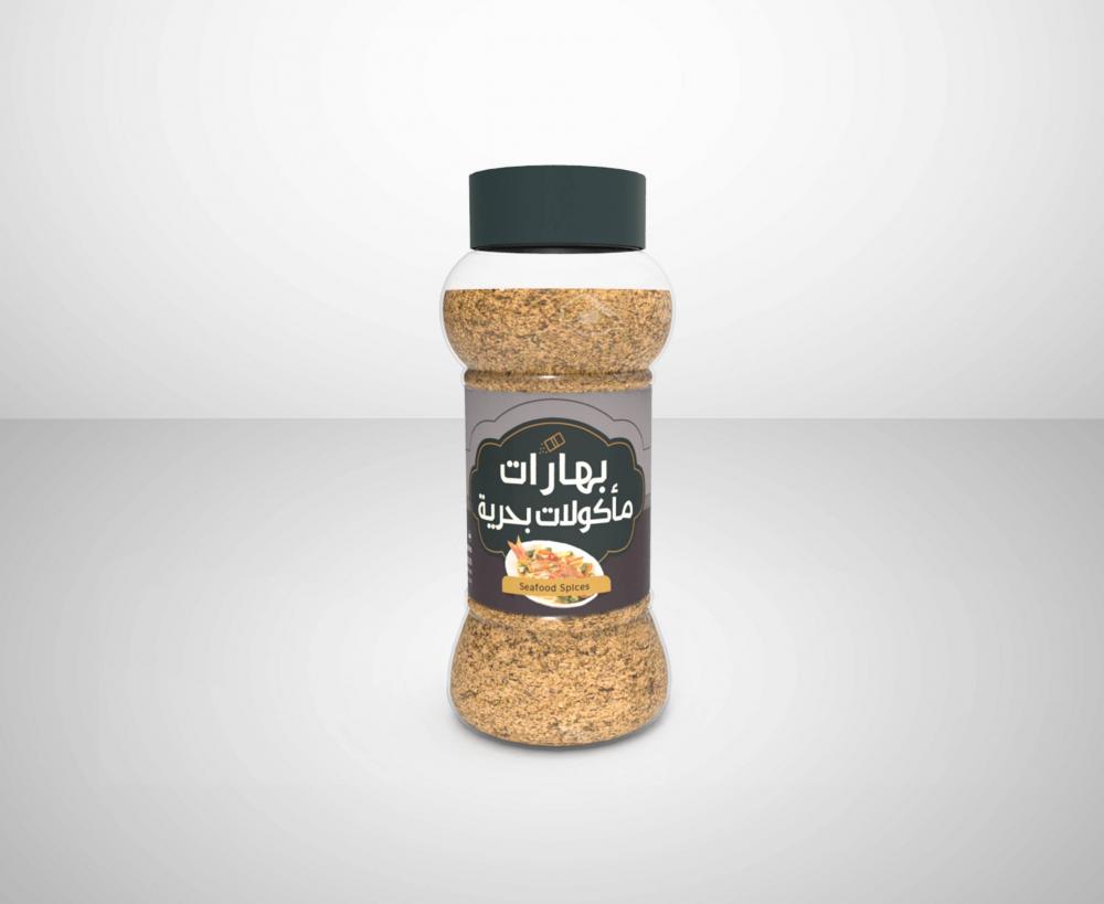 بهارات مأكولات بحرية Tootaat