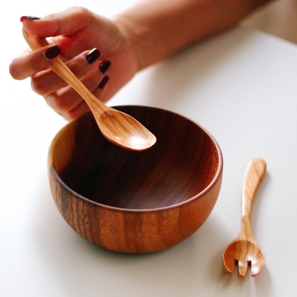 ملعقة طعام خشب ملاعق خشب خشب الزيتون أفضل أنواع الخشب أدوات طعام متجر