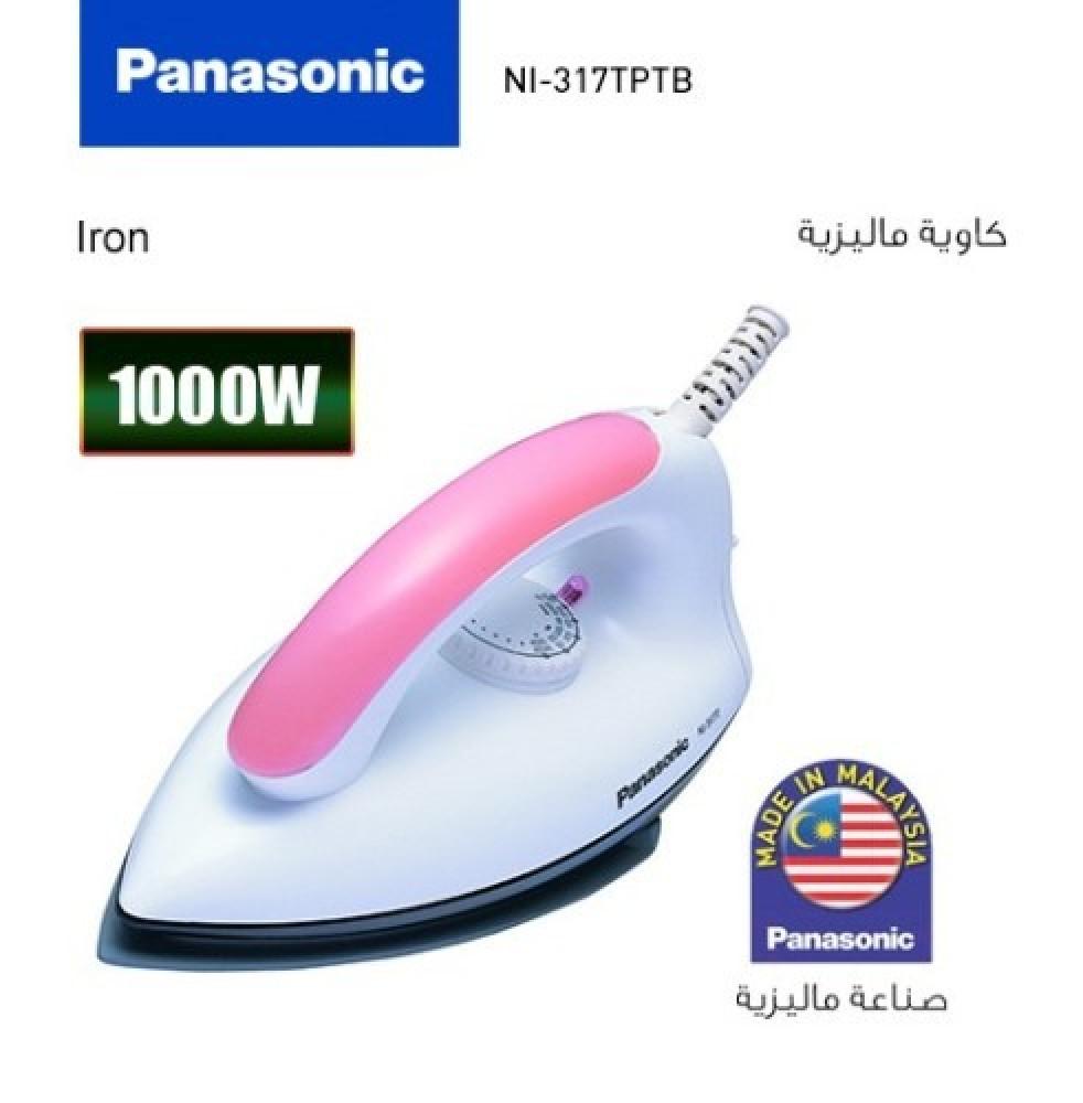 كاوية باناسونيك ماليزي خفيف 1000 واط Panasonic NI-317T