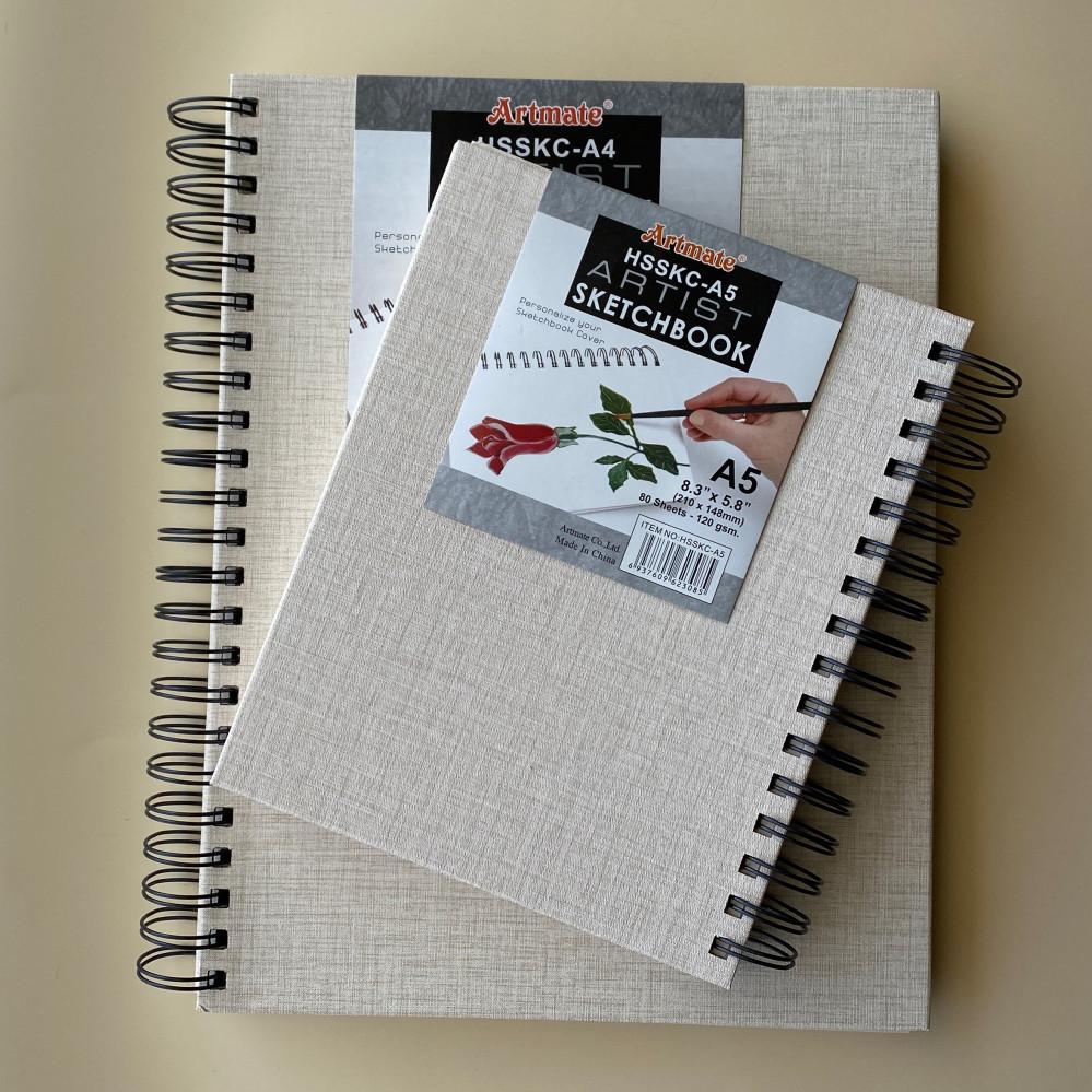 Artmate HSSKC-A5 Sketchbook