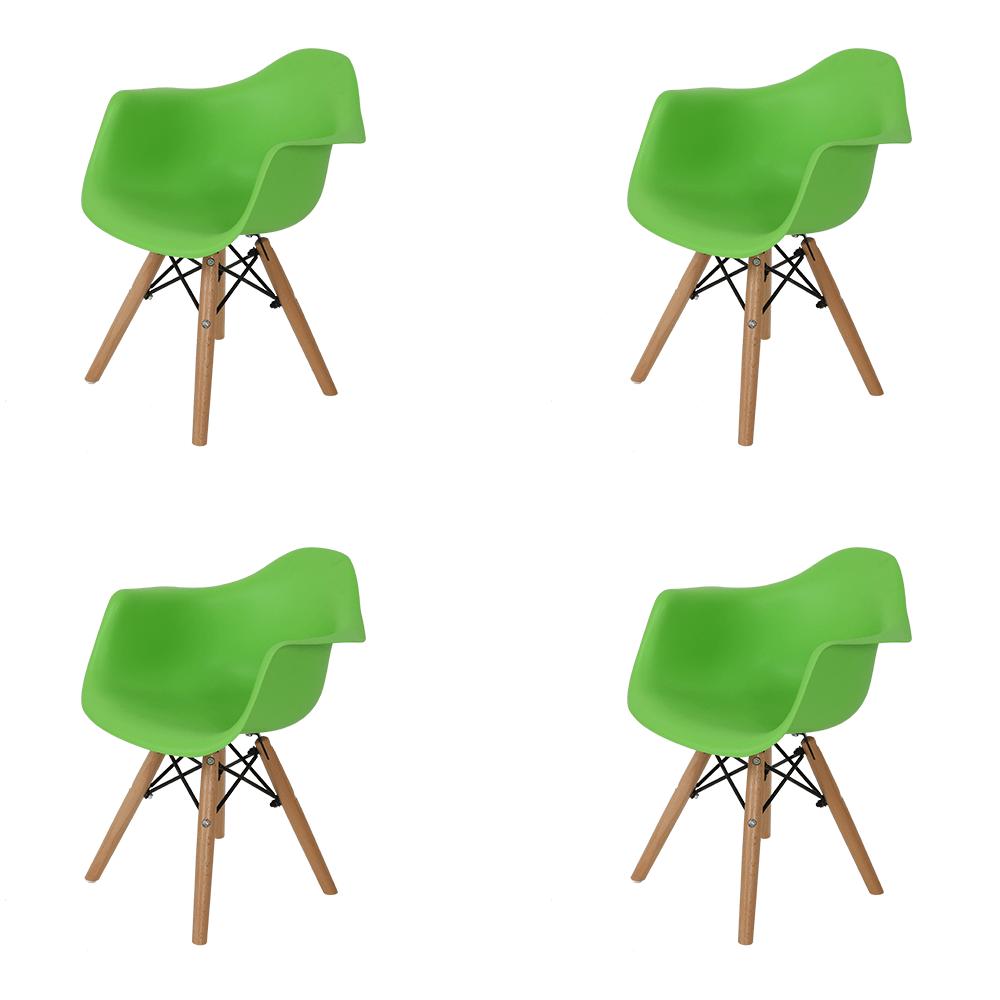 طقم كراسي نيت هوم للأطفال بلونه الأخضر الجميل من متجر مواسم للأثاث