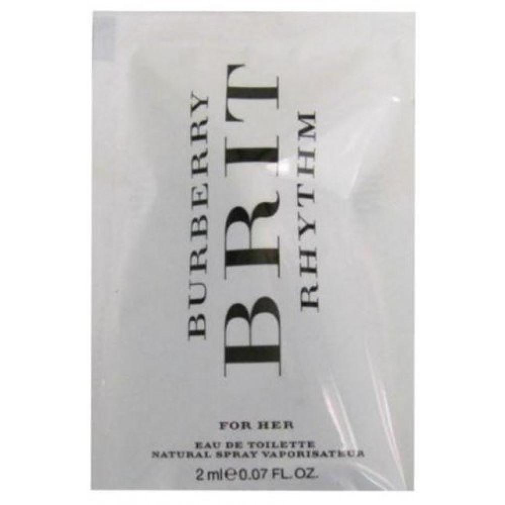 Burberry Brit Rhythm Eau de Toilette for Women Sample 2ml خبير العطور
