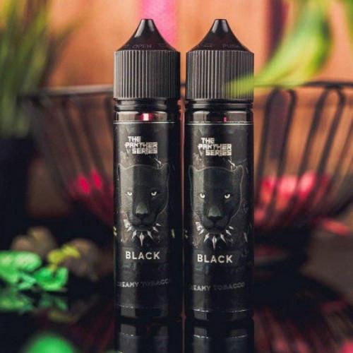 نكهة بينك بانثر بلاك فيب نيكوتين- Pink Panther Black 60ml - CX_VAPE@KSA