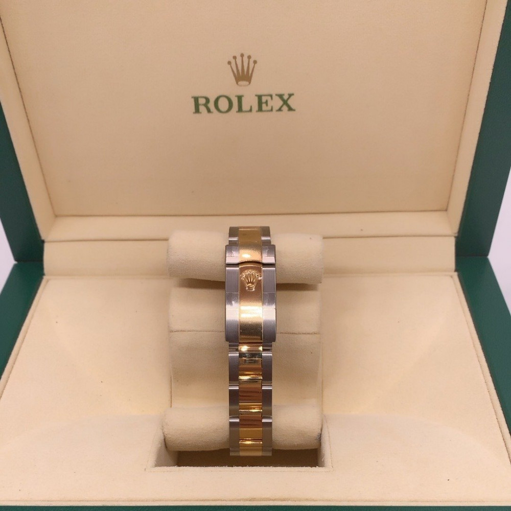 ساعة رولكس ديت جست الأصلية الثمينة جديدة تماما