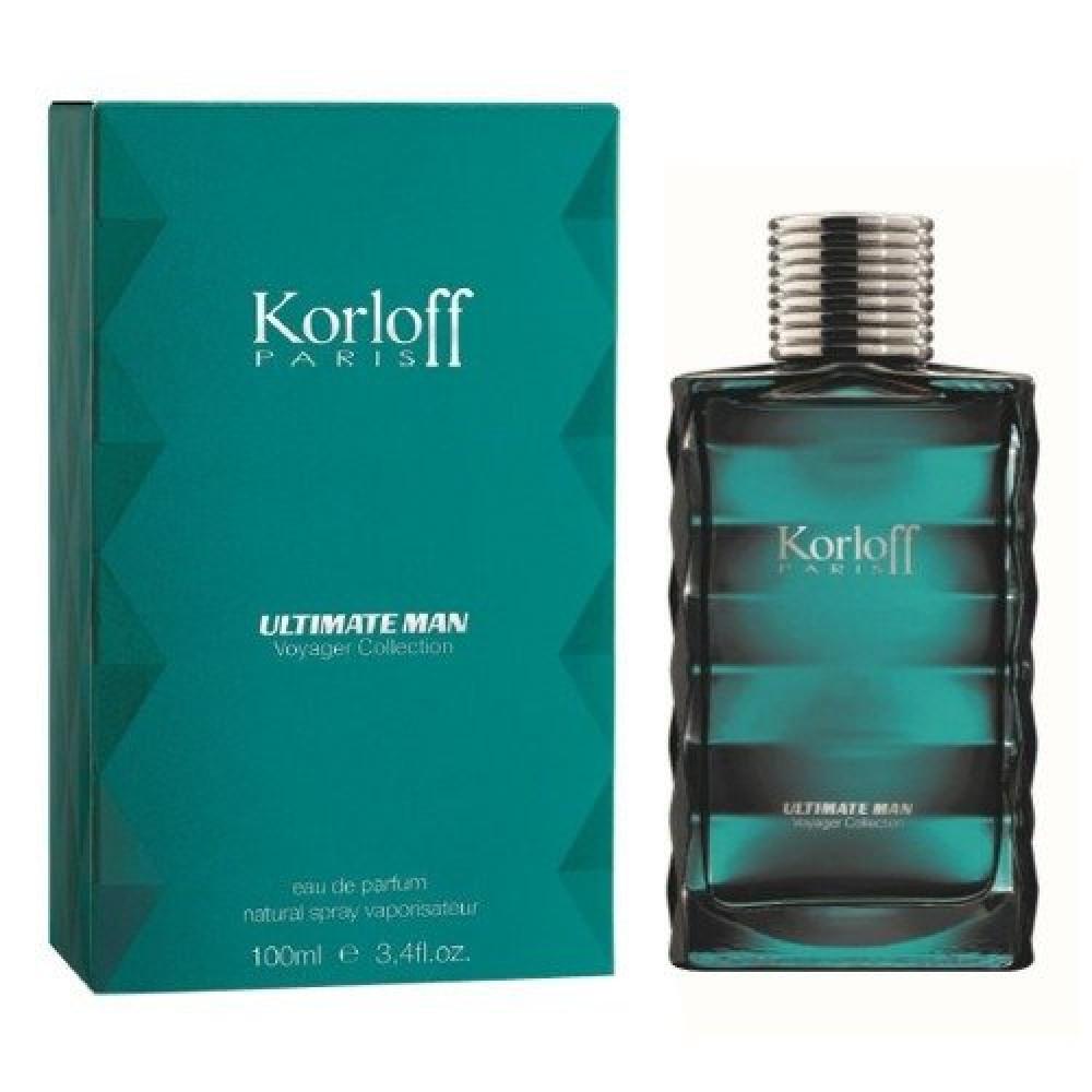 Korloff Ultimate Man Eau de Parfum 100ml خبير العطور