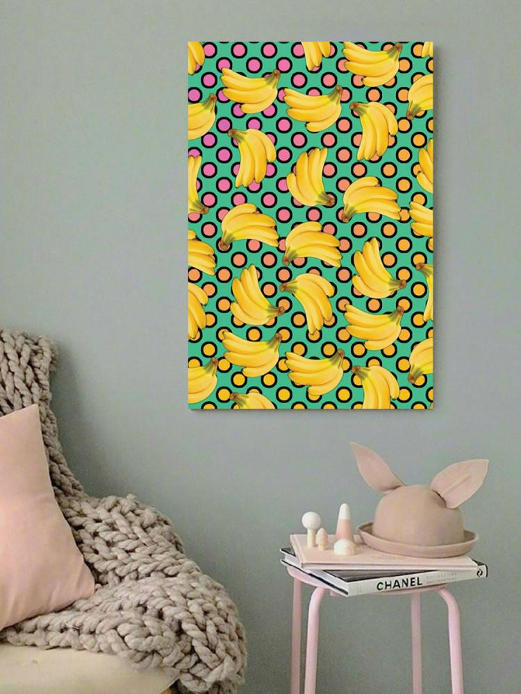 لوحة الموز خشب ام دي اف مقاس 40x60 سنتيمتر