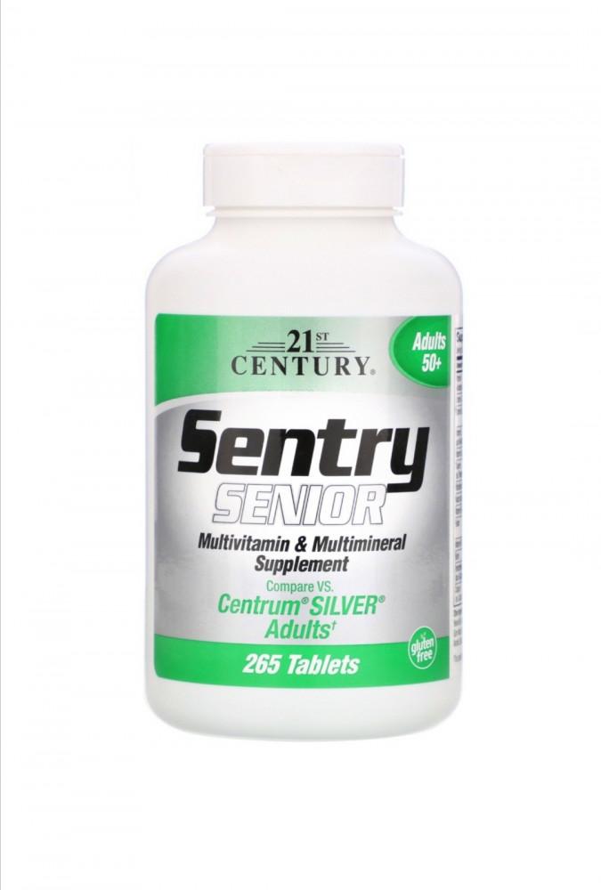 فيتامينات متعددة للرجال والنساء أكبر من 50 سنة multi vitamins for both
