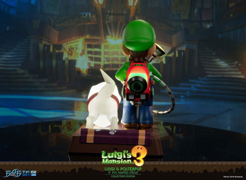 Luigis Mansion 3 Collectors edition