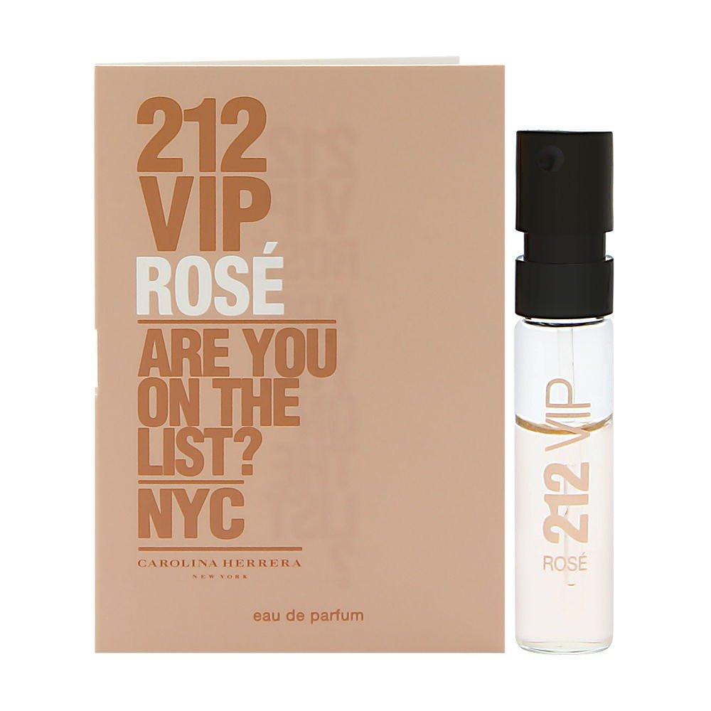 Carolina Herrera VIP 212 Rose Eau de Parfum 1-5ml متجر الخبير شوب