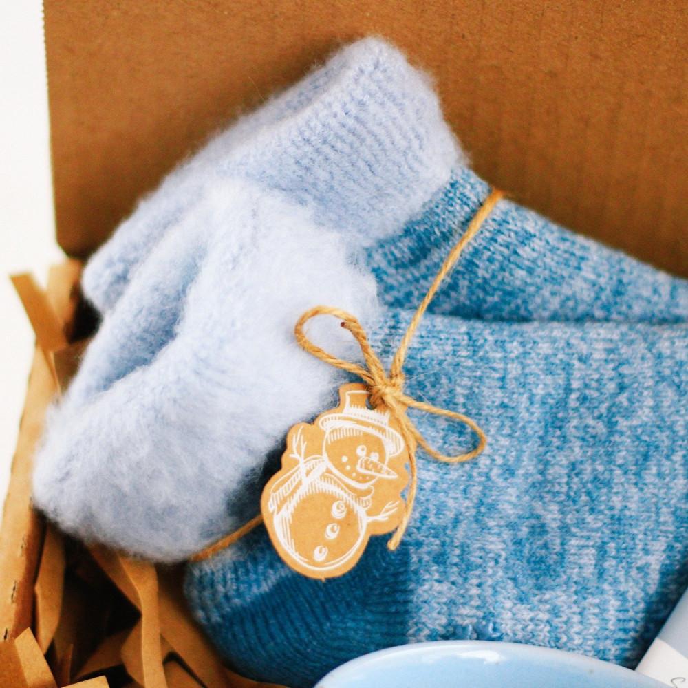 هدية جاهزة صندوق هدية متجر هدايا أكواب قهوة شمعة جوارب شرابات متجر