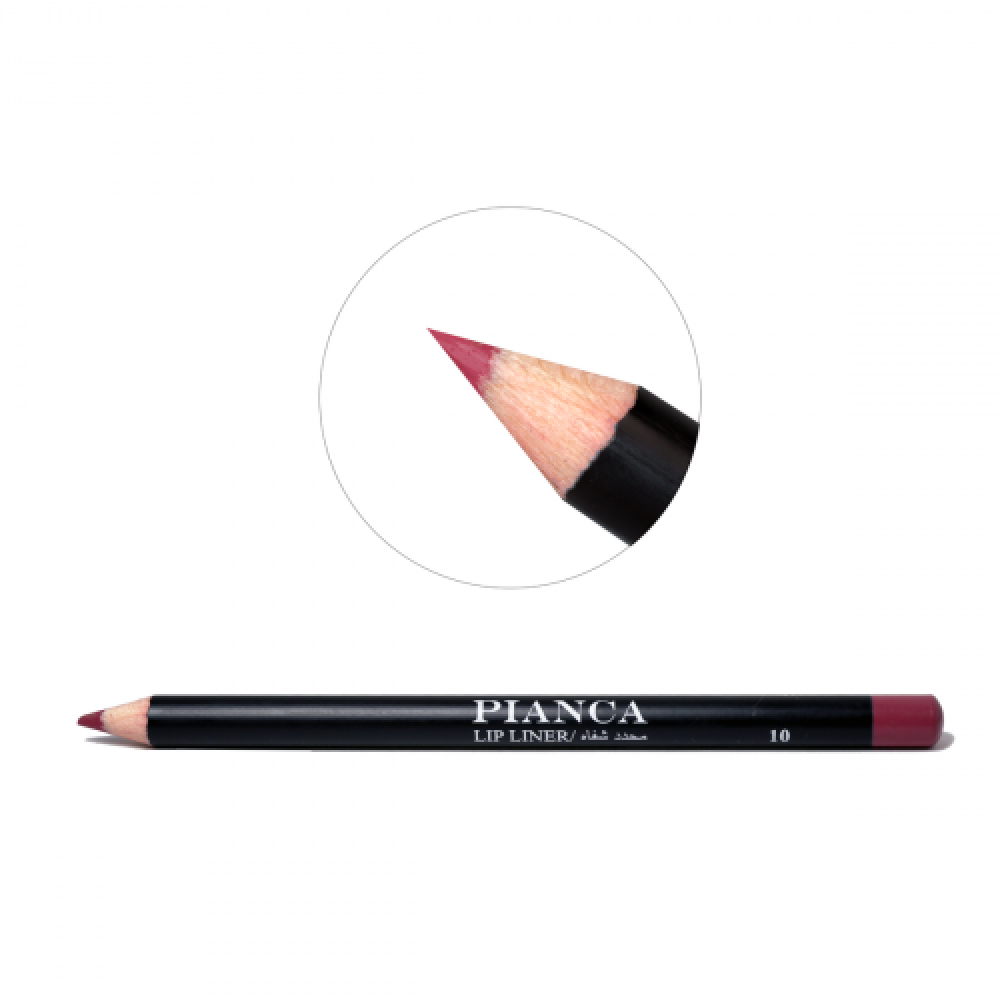 PIANCA Lip liner Pencil No-10