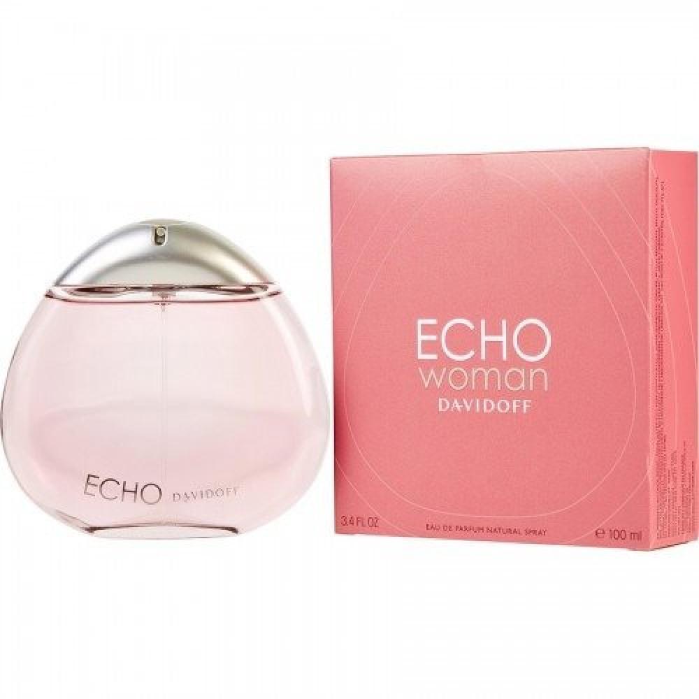 Davidoff Echo for Woman Eau de Parfum 100ml خبير العطور