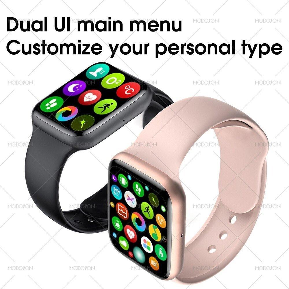 ساعة  يد ذكية من MODOSON iwo 15 ACR Series 6