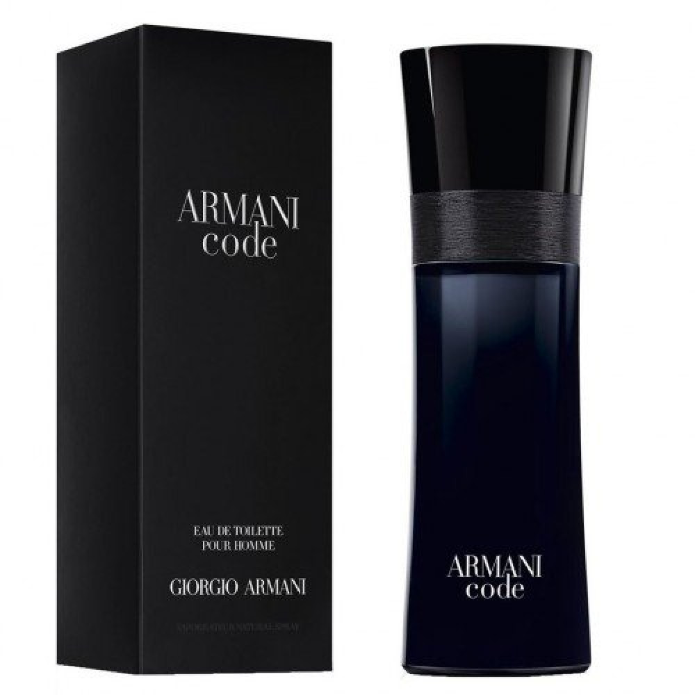 Armani Code for Men Eau de Toilette 75ml خبير العطور