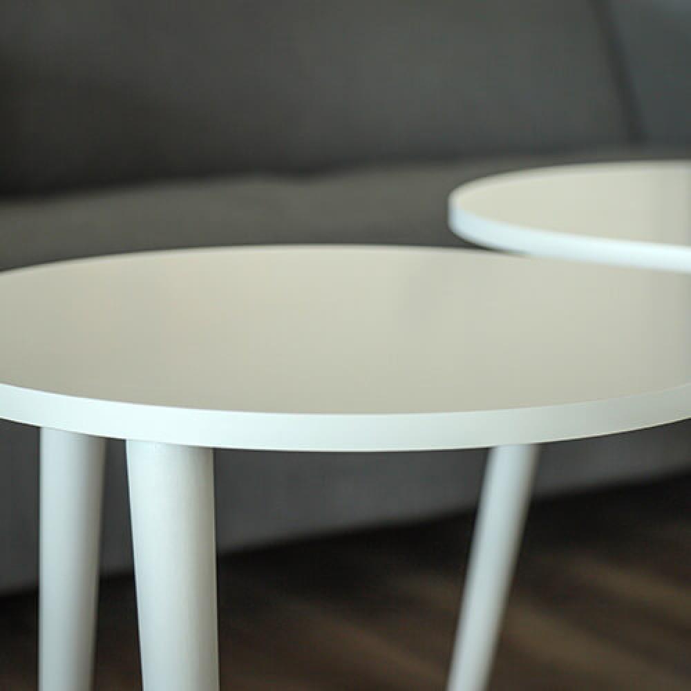 صور طاولات قهوه  مودرن حديثة طاولة قهوة خشب ابيض موديل ميلاس