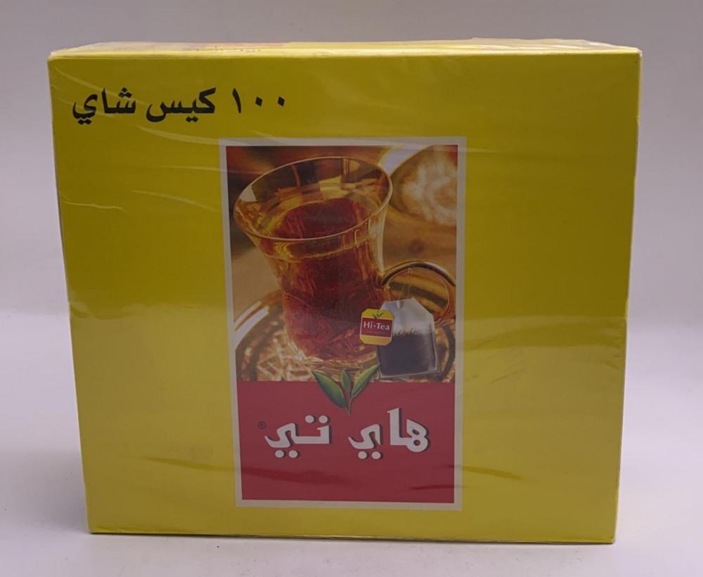 شاي هاي تي 100 كيس متجر السماح