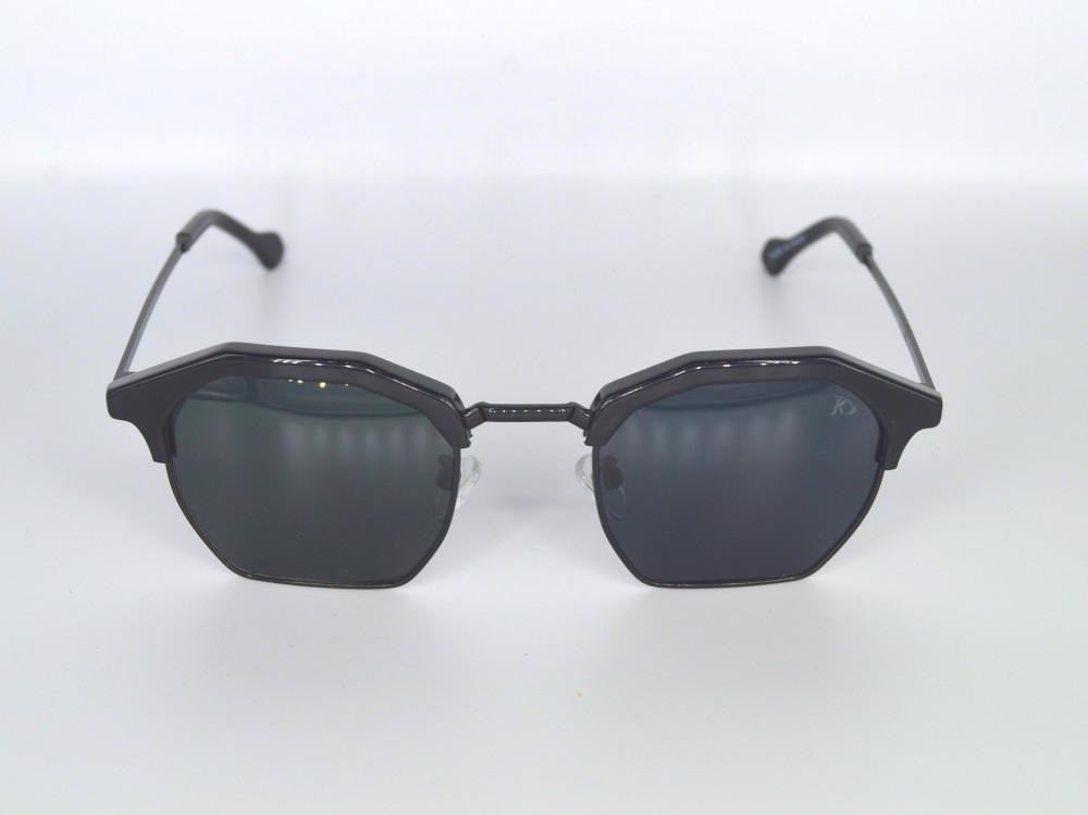 نظاره شمسيه نسائية من ماركة jk اللون اسود