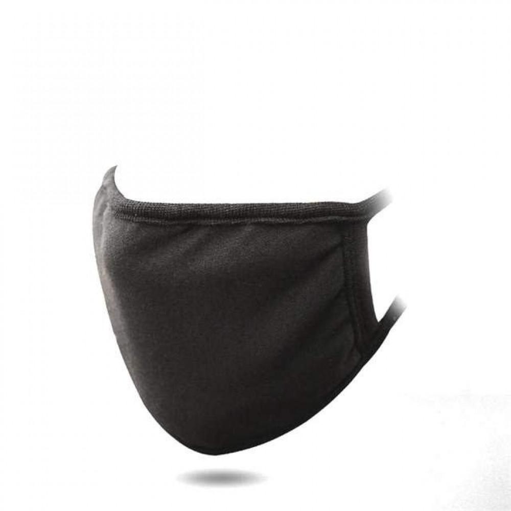 كمامات كورية كورونا قماش أسود black mask