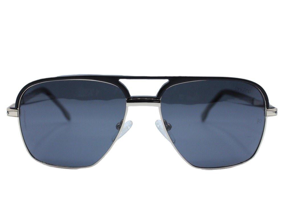 نظاره شمسية مربعه من ماركة BALENO  لون العدسة اسود للجنسين تصميم عصري