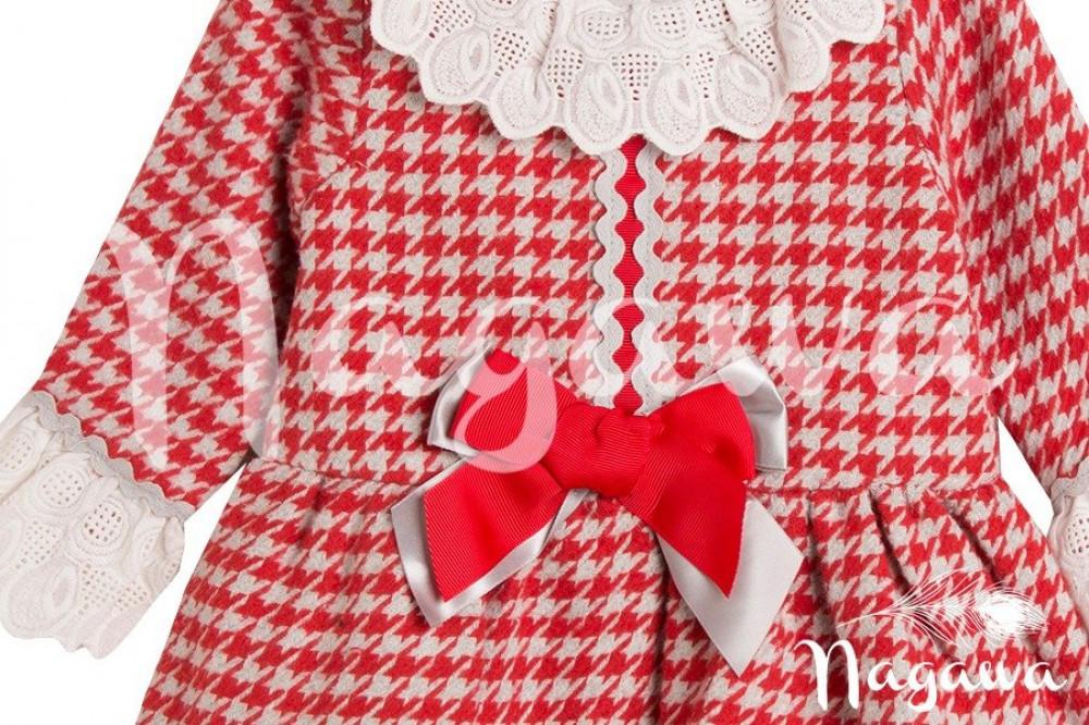 فستان-أحمر-سميك