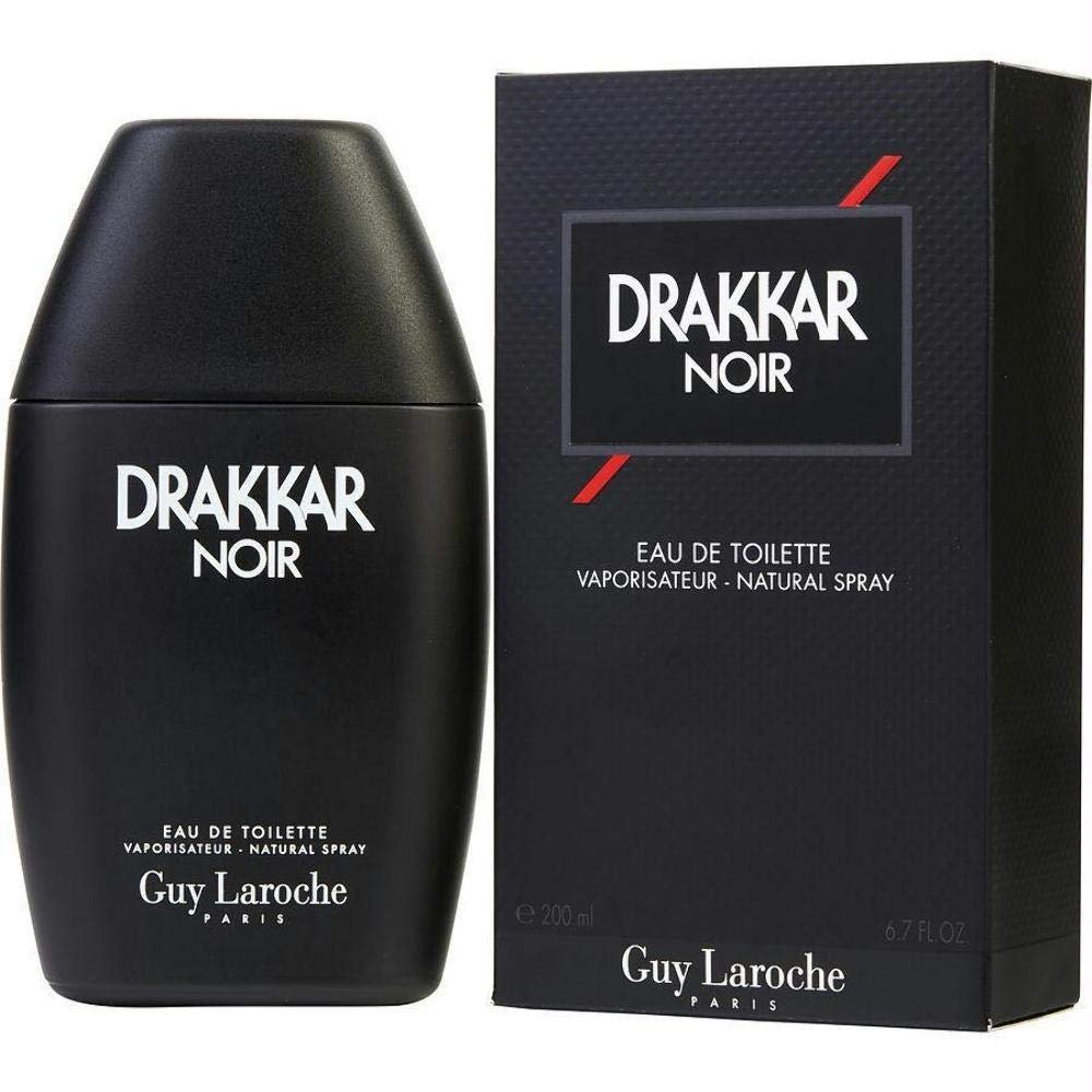 Guy Laroche Drakkar Noir Eau de Toilette 100ml متجر خبير العطور