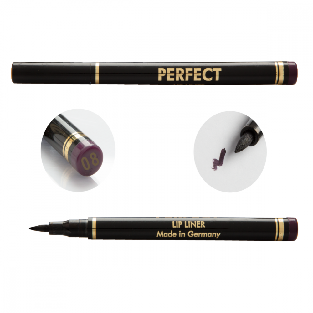 08-PERFECT Lip Liner Liquid Pen