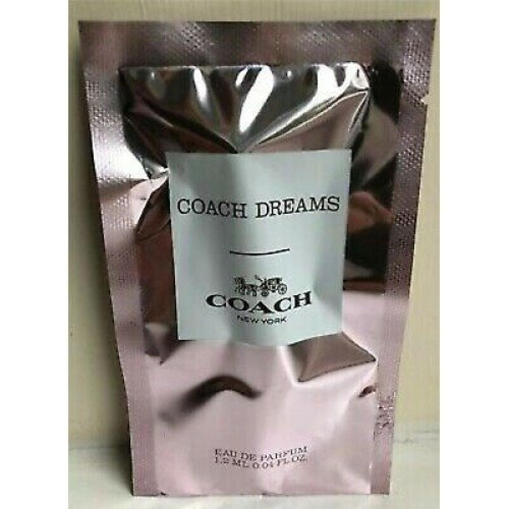 Coach New York Coach Dreams Eau de Parfum Sample 1-2ml خبير العطور