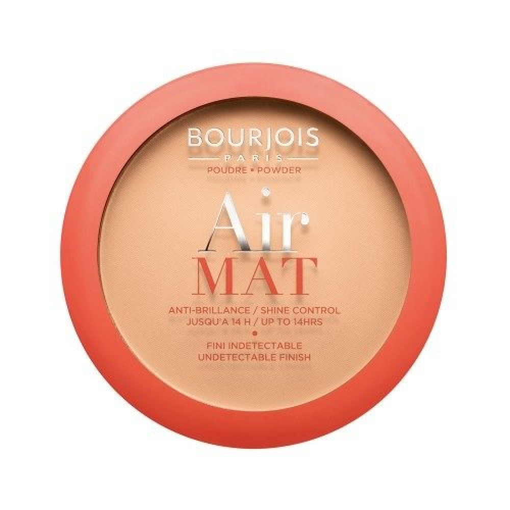 Bourjois Air Mat Powder No 03 Apricot Beige 10g متجر خبير العطور
