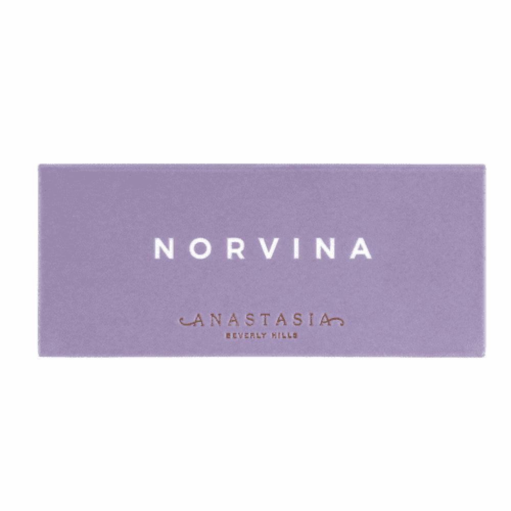 مجموعة ظلال العيون نورفينا من انستازيا بيڤرلي هيلز